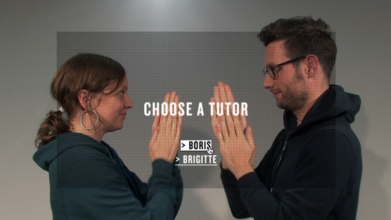 interface: tutor choice