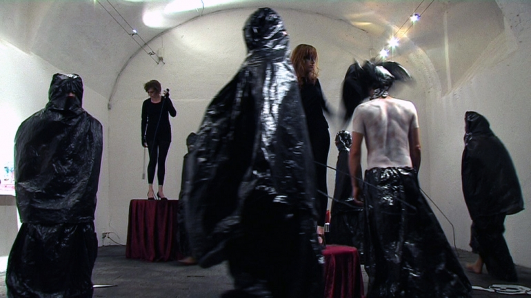 Round one: Burkas
