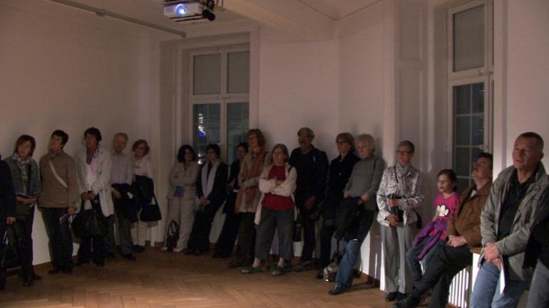 museum: audience